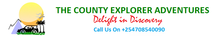 The County Explorer Adventures Logo